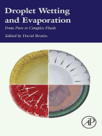 Droplet Wetting and Evaporation