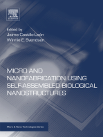 Micro and Nanofabrication Using Self-Assembled Biological Nanostructures