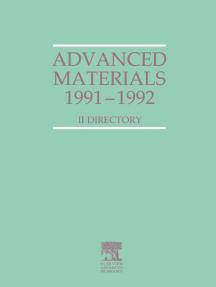 Advanced Materials 1991-1992: II. Directory