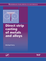 Direct Strip Casting of Metals and Alloys