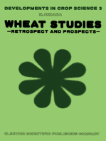 Wheat Studies - Retrospect and Prospects