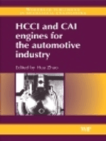 Hcci and Cai Engines for the Automotive Industry