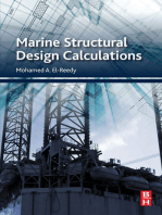 Marine Structural Design Calculations