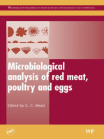 Microbiological Analysis of Red Meat, Poultry and Eggs