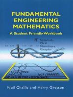 Fundamental Engineering Mathematics: A Student-Friendly Workbook