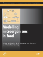Modelling Microorganisms in Food