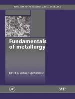 Fundamentals of Metallurgy