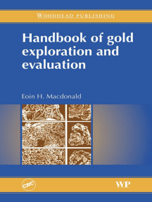 Handbook of Gold Exploration and Evaluation