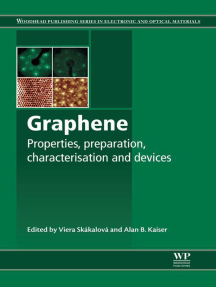 Graphene: Properties, Preparation, Characterisation and Devices