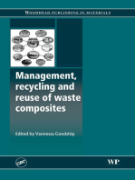 Management, Recycling and Reuse of Waste Composites