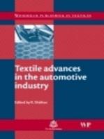 Textile Advances in the Automotive Industry