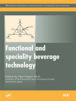 Functional and Speciality Beverage Technology