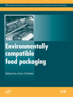 Environmentally Compatible Food Packaging