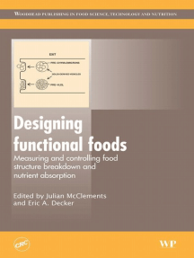 Designing Functional Foods: Measuring and Controlling Food Structure Breakdown and Nutrient Absorption