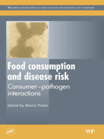 Food Consumption and Disease Risk