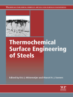 Thermochemical Surface Engineering of Steels