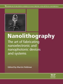 Nanolithography: The Art of Fabricating Nanoelectronic and Nanophotonic Devices and Systems