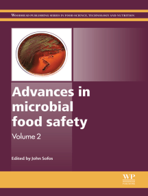 Advances in Microbial Food Safety: Volume 2