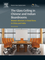 The Glass Ceiling in Chinese and Indian Boardrooms