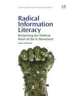 Radical Information Literacy