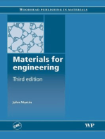 Materials for Engineering