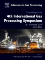 Proceedings of the 4th International Gas Processing Symposium