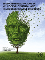Environmental Factors in Neurodevelopmental and Neurodegenerative Disorders
