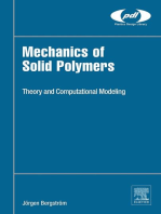 Mechanics of Solid Polymers