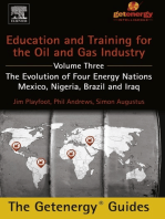 Education and Training for the Oil and Gas Industry: The Evolution of Four Energy Nations: Mexico, Nigeria, Brazil, and Iraq