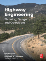 Highway Engineering: Planning, Design, and Operations