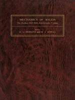 Mechanics of Solids: The Rodney Hill 60th Anniversary Volume