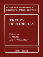 Theory of Radicals