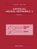 Artificial Neural Networks, 2