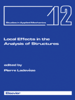 Local Effects in the Analysis of Structures