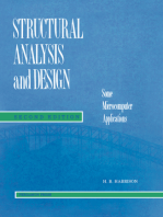 Structural Analysis and Design: Some Microcomputer Applications