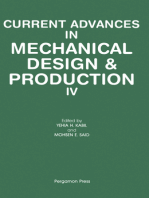 Current Advances in Mechanical Design & Production IV