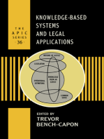 Knowledge-Based Systems and Legal Applications