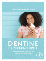 Dentine Hypersensitivity: Developing a Person-centred Approach to Oral Health
