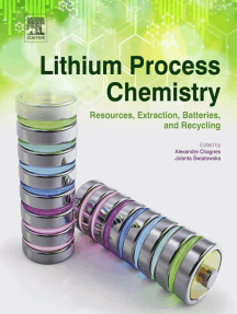 Lithium Process Chemistry: Resources, Extraction, Batteries, and Recycling