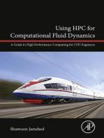 Using HPC for Computational Fluid Dynamics