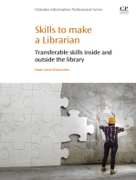 Skills to Make a Librarian