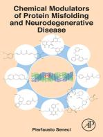 Chemical Modulators of Protein Misfolding and Neurodegenerative Disease