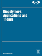 Biopolymers: Applications and Trends
