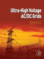 Ultra-High Voltage AC/DC Grids