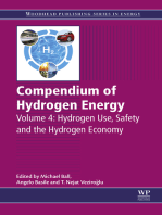 Compendium of Hydrogen Energy: Hydrogen Use, Safety and the Hydrogen Economy