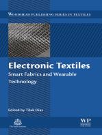 Electronic Textiles
