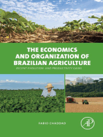 The Economics and Organization of Brazilian Agriculture: Recent Evolution and Productivity Gains