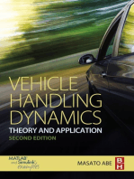 Vehicle Handling Dynamics: Theory and Application