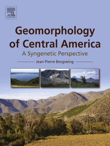 Geomorphology of Central America: A Syngenetic Perspective