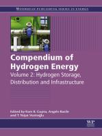 Compendium of Hydrogen Energy: Hydrogen Storage, Distribution and Infrastructure